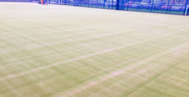 Specialist Tennis Court Maintenance in Abercegir