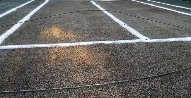 Tennis Court Repair in Lisburn